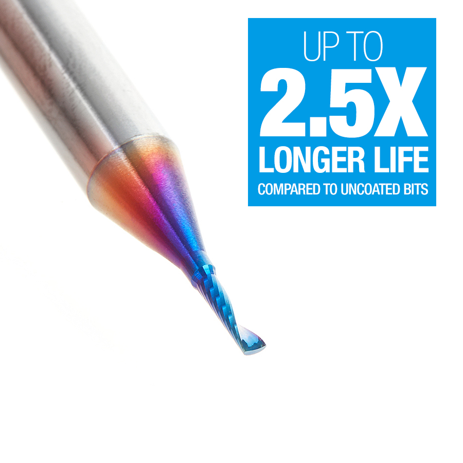 Up to 2.5X Longer Life