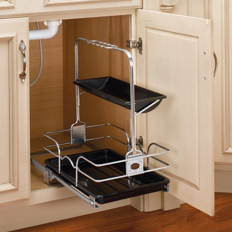 Rev A Shelf 544 10c 1 Cleaning Caddy