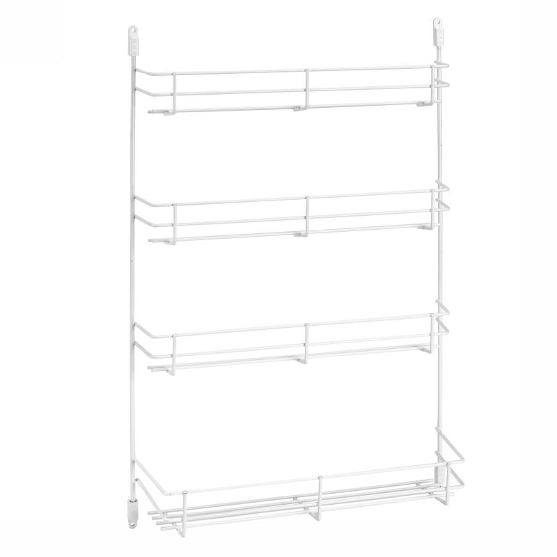 Rev-A-Shelf 565-14 Bulk-20, 13-5/8 W White Wire Spice Rack, Door Mount :: Image 10