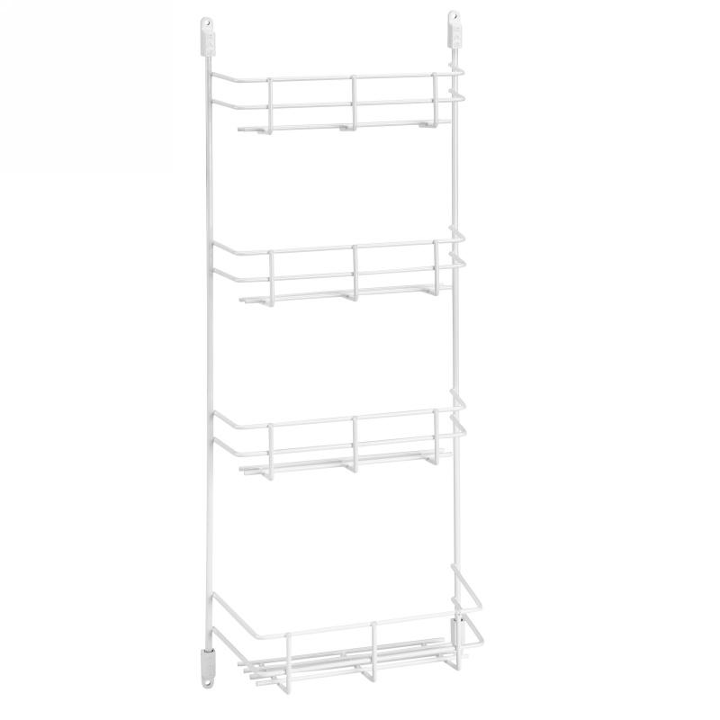 Rev-A-Shelf 565-8 Bulk-20, 7-7/8 W White Wire Spice Rack, Door Mount :: Image 10