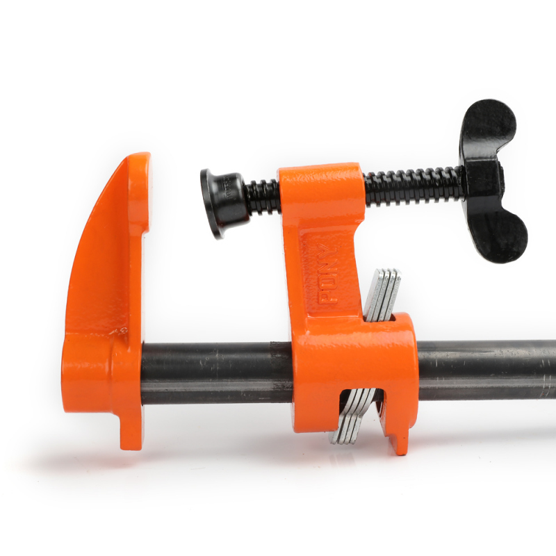 Pony Jorgensen 56, Deep Reach Pipe Clamp with Wing Nut Handle :: Image 40