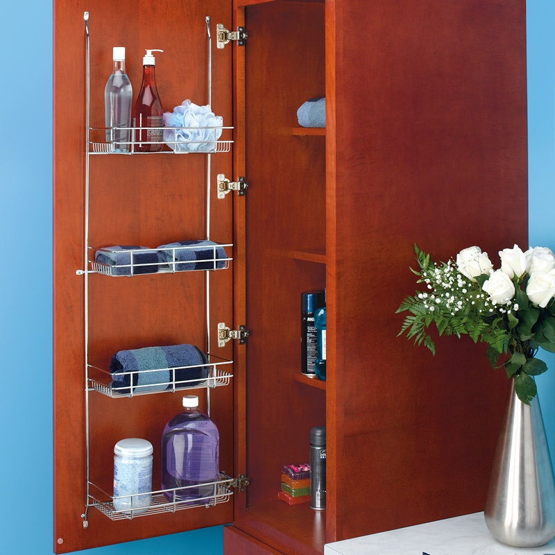 Rev-A-Shelf 5CLR46-52 - Door Mount Linen Rack :: Image 30