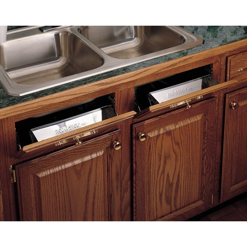 Rev-A-Shelf 6581-14-52 - 14-1/4in Stainless Sink Front Tray :: Image 10