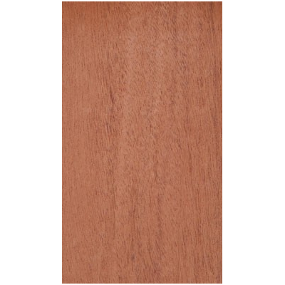 Edgemate 8101352 4ft X 8ft Real Wood Veneer Sheet 2 Ply Backing African Mahogany