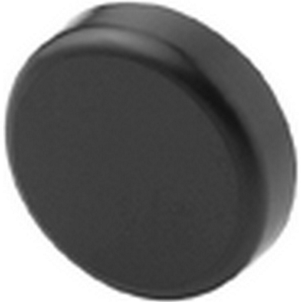 Blum 844140S Round Cover Cap, Black for Glass Door Hinges :: Image 10