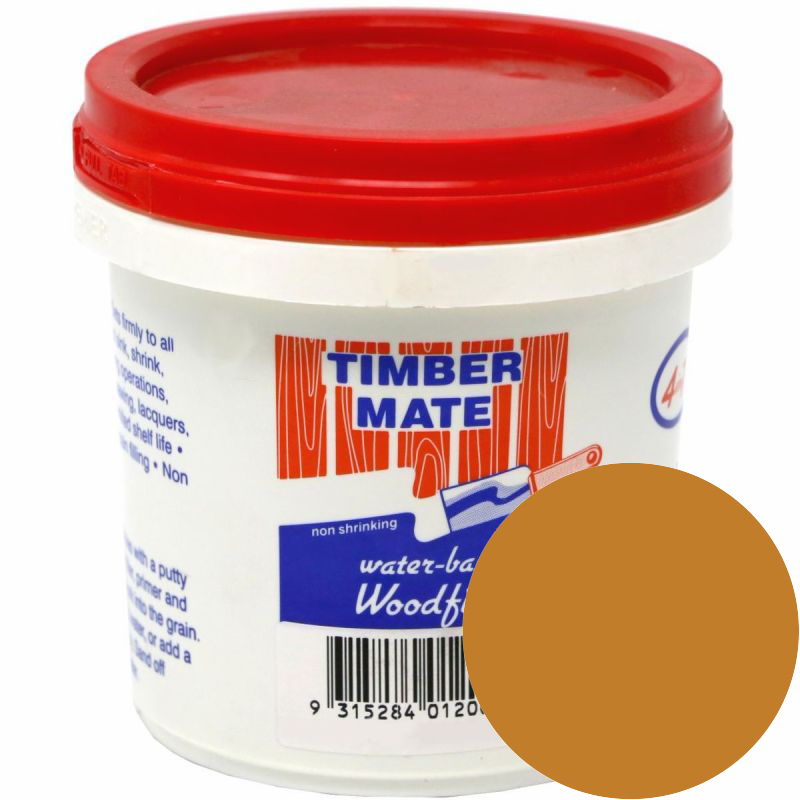 1 Quart Cypress-Teak Water-Based Wood Putty, Ready to Use, Timbermate Products AAC2 :: Image 10