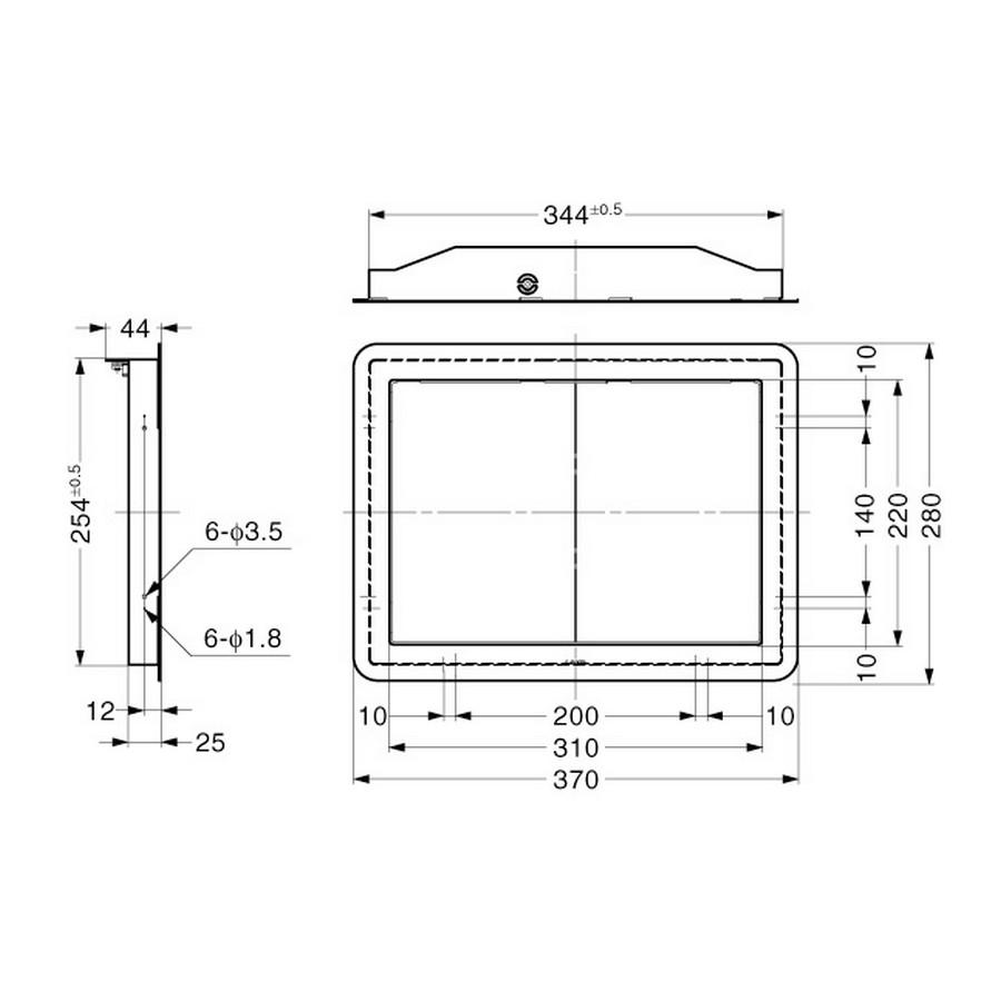 AZ-DD310/HL Tech Specs