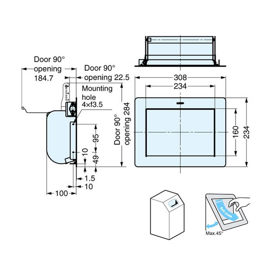 AZ-GD232-HL Tech Specs