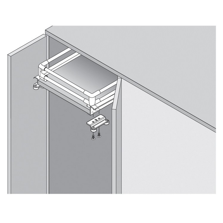 Blum 298.2200 Door Protector for Blum Standard 230M & 430E Epoxy Drawer Slide :: Image 40