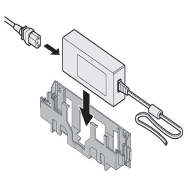 Blum Z10NG120 SERVO-DRIVE Wall Mount for 72 Watt Power Supply :: Image 100