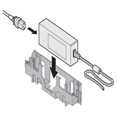 Blum Z10NG120 SERVO-DRIVE Wall Mount for 72 Watt Power Supply :: Image 20