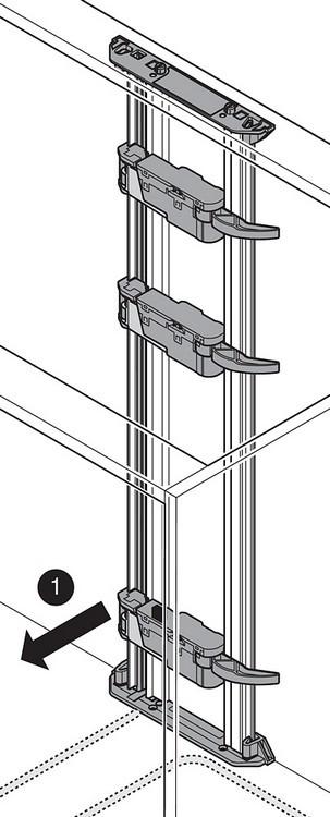 Blum Z10K120S SERVO-DRIVE Sync Cable, 4 Feet, White :: Image 70