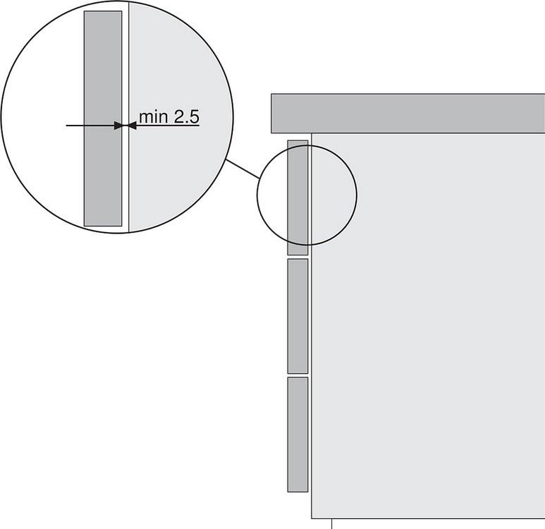 Blum T55.7150S Blum Tip-On for Tandem Plus :: Image 230