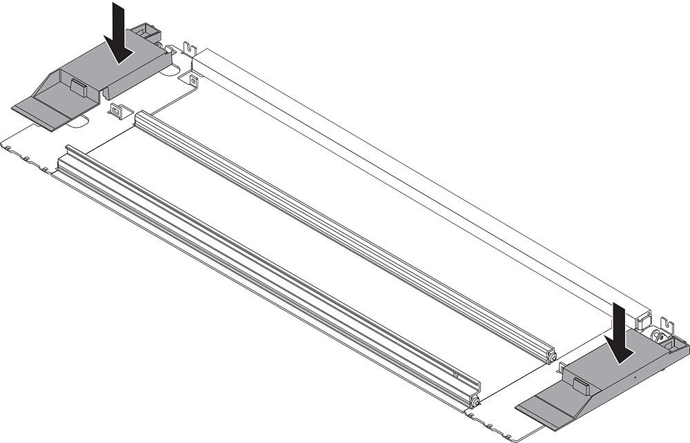 "Blum ZI7.3CI0 LEGRABOX C Height (7"") Interior Front Fixing Bracket, Stainless Steel :: Image 50"