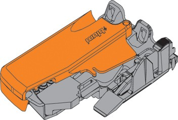 Blum T51170004L Left Hand Standard Front Locking Device, TANDEM :: Image 20