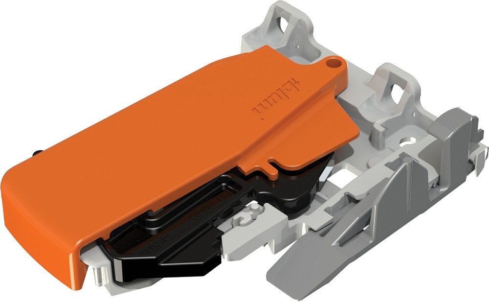 "Blum T51.1801 L Tandem 563/569 Standard Locking Device with Height Adjustment 1/8"", Left :: Image 50"