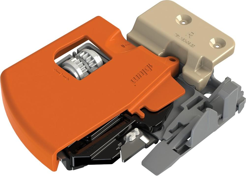 Blum T51.1901.20 R Tandem 563/569 Vertical Mount Locking Device, Right :: Image 10