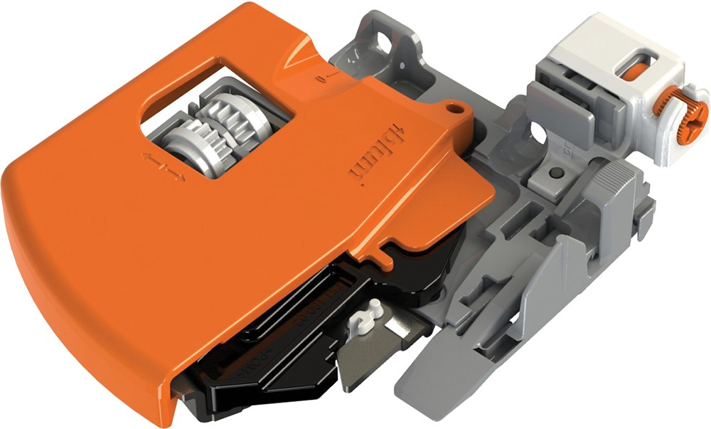 Blum T51.1901.PS R Tandem 563/569 Depth Adjustable Locking Device, Right :: Image 10