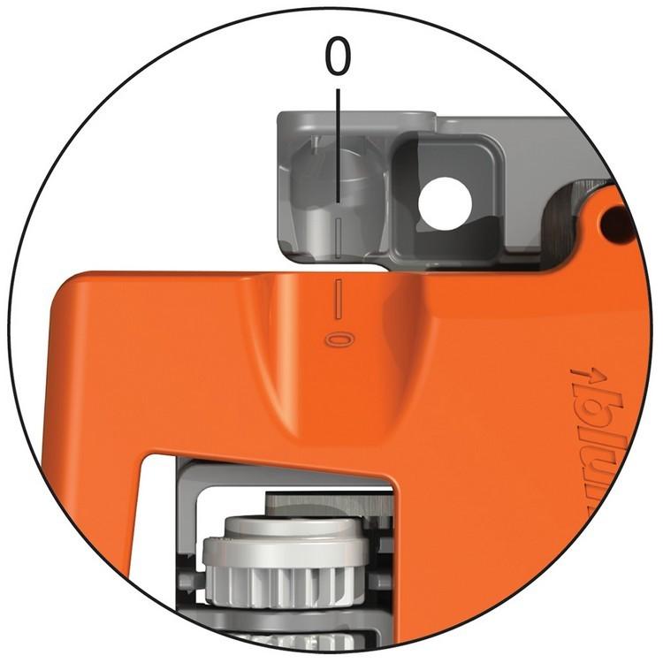 Blum T51.1901 L Tandem 563/569 Side Adjustable Front Locking Device, Left :: Image 140