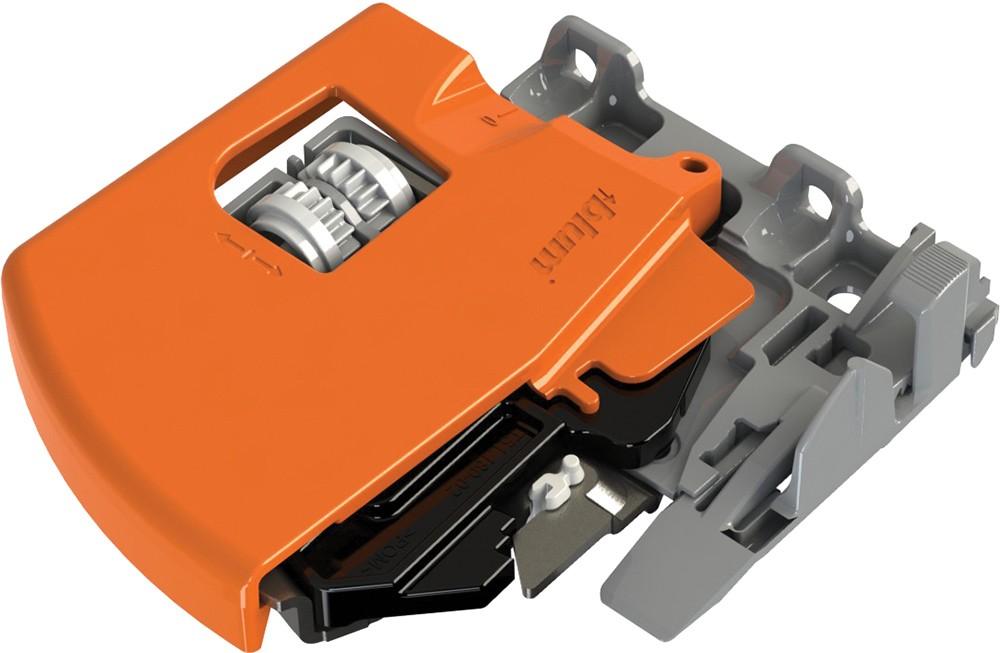 Blum T51.1901 L Tandem 563/569 Side Adjustable Front Locking Device, Left :: Image 90