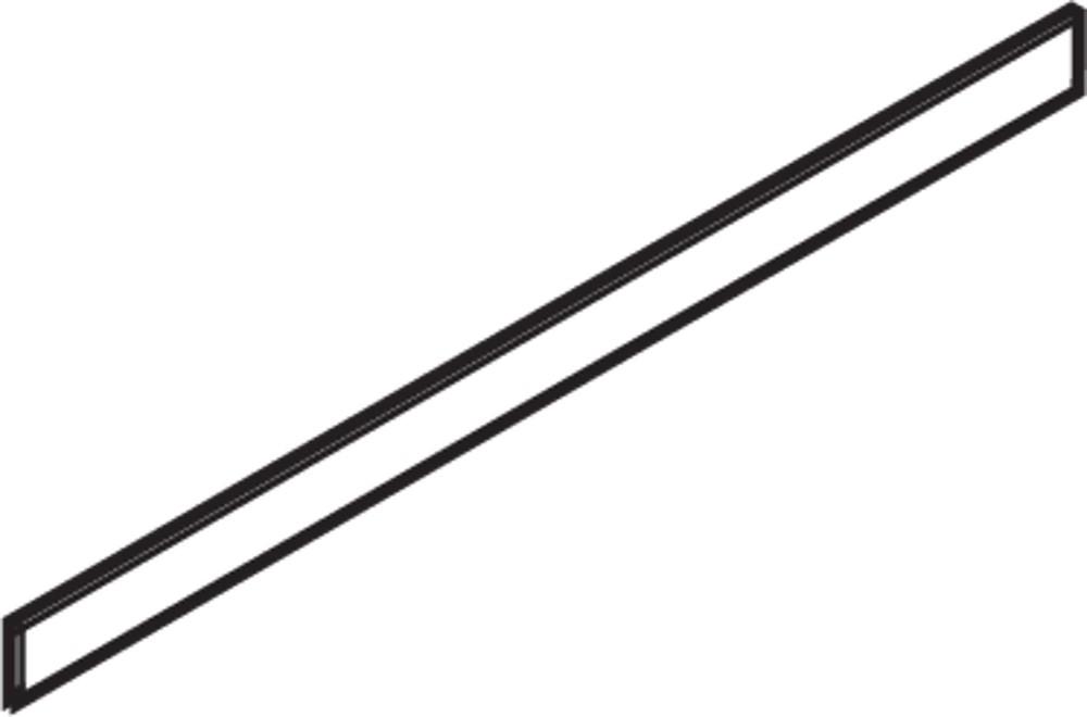 Blum ZRM.1100G METAFILE Glide Profile, White :: Image 10