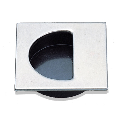 Sugatsune SP-35/S Recessed Pull, Length 1-3/4 (44mm), Satin Stainless Steel, SP Series :: Image 10