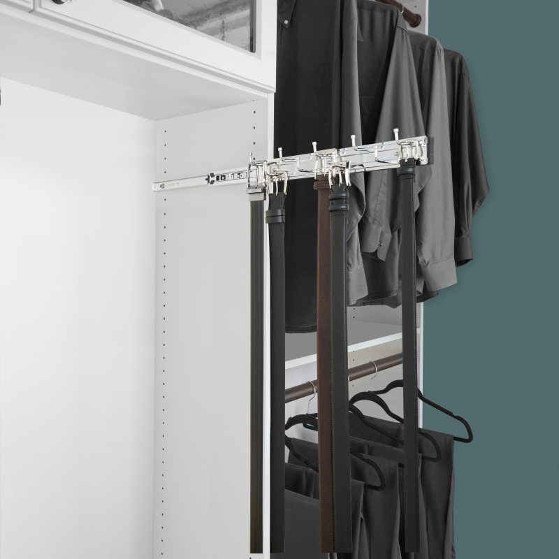 Rev-A-Shelf BRC-14CR - 14in Pullout Belt Rack :: Image 20