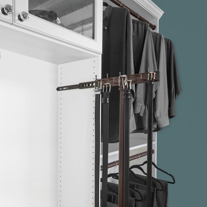 Rev-A-Shelf BRC-14ORB - 14in Pullout Belt Rack :: Image 30