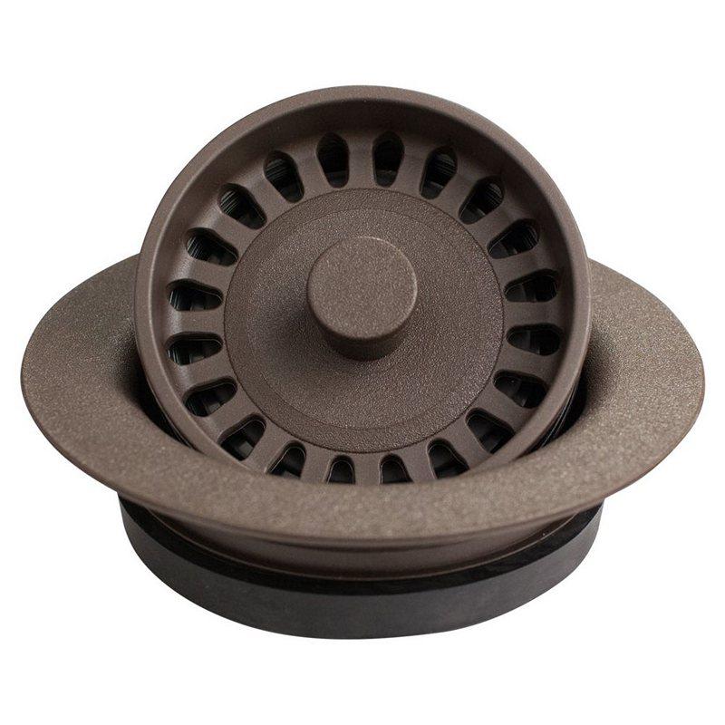 Karran QDFBR, Disposal Flange for Quartz Sink, Brown :: Image 10