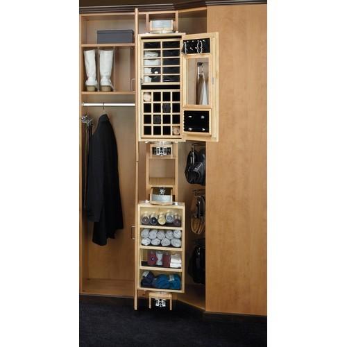 Rev-A-Shelf CAL-081642-1 - Ladies Closet Armoire :: Image 10