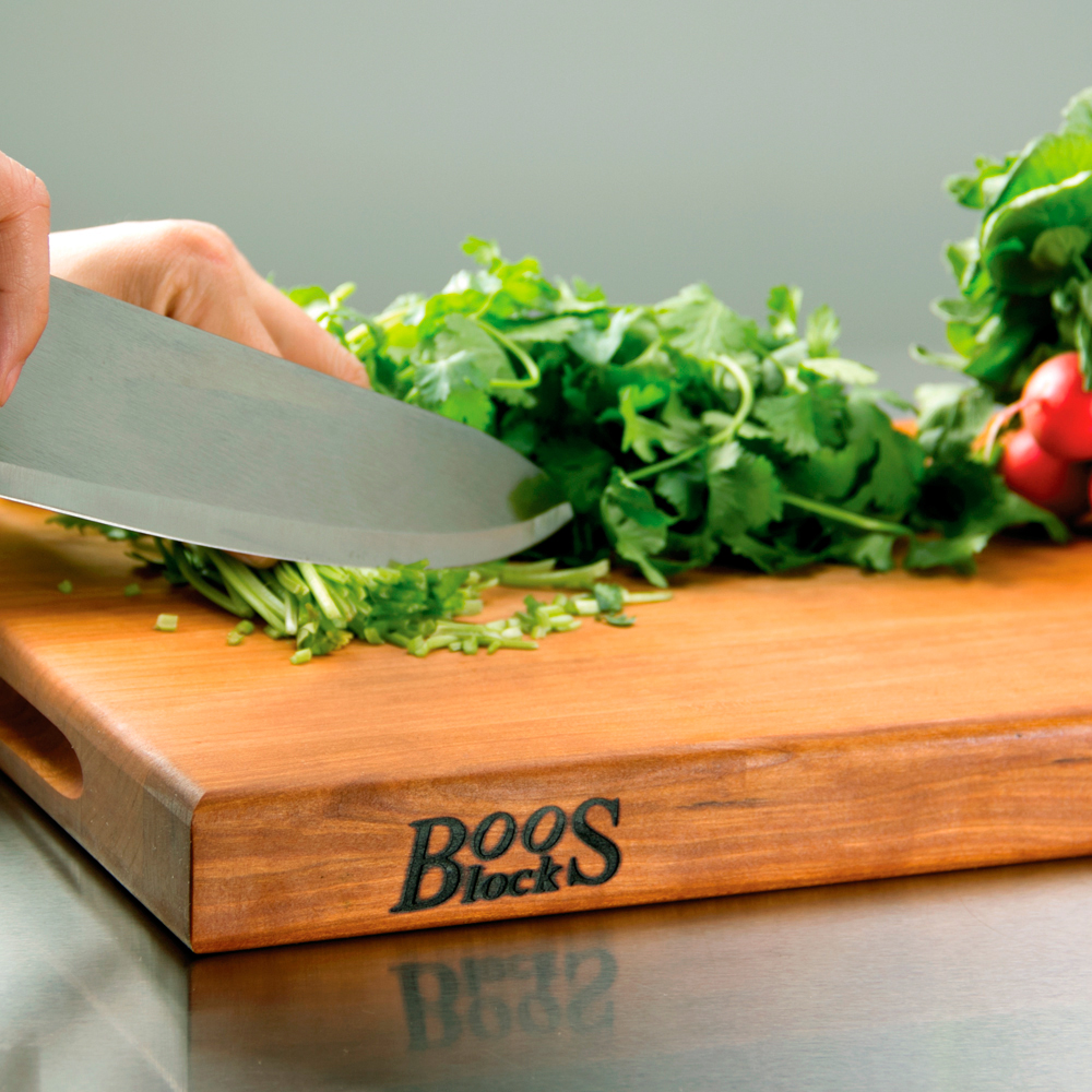 John Boos CHY-R02 24 L Cutting Board, R-Board Collection, Cherry, 24 L x 18 W x 1-1/2 Thick :: Image 20