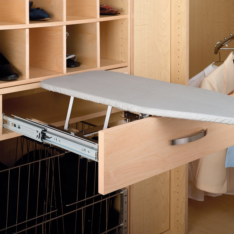 Rev A Shelf Cib 16cr Pullout Ironing Board
