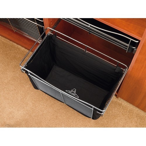 Rev-A-Shelf CBL-241207-B-1 - Black Closet Basket Liner :: Image 10