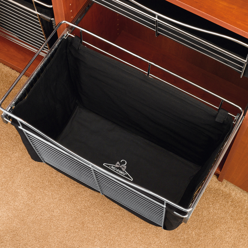 Rev-A-Shelf CBL-182007-B-1 - Black Closet Basket Liner :: Image 20
