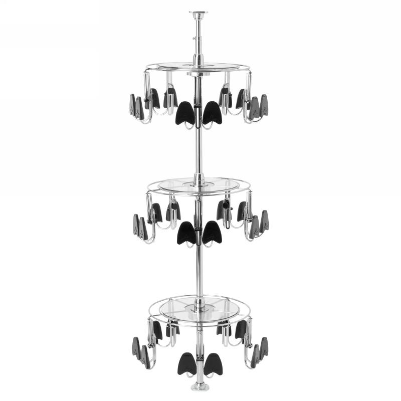 Rev-A-Shelf CLSZ-W3-55-1 - 3-Shelf Women's Shoe-Zen with Shaft :: Image 10