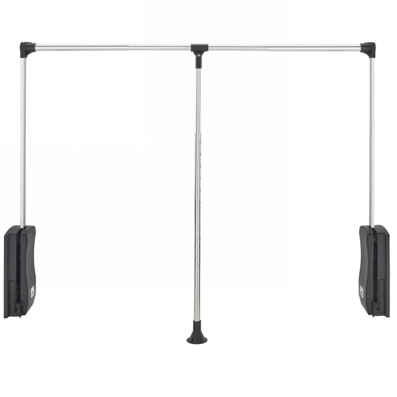 "Rev-A-Shelf CPDR-3548, Pull-Down Closet Rod, 25lb Capacity, Cabinet Width Ranges 35"" - 48"" :: Image 10"