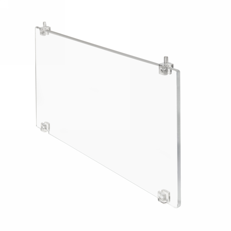Rev-A-Shelf CSPD-6, 6in Clear Acrylic Shoe Dividers :: Image 10