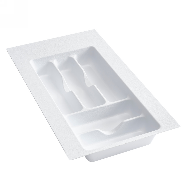 "11-1/2"" Cutlery Drawer Insert, Plastic, White, Rev-a-shelf  CT-1W-10 :: Image 10"