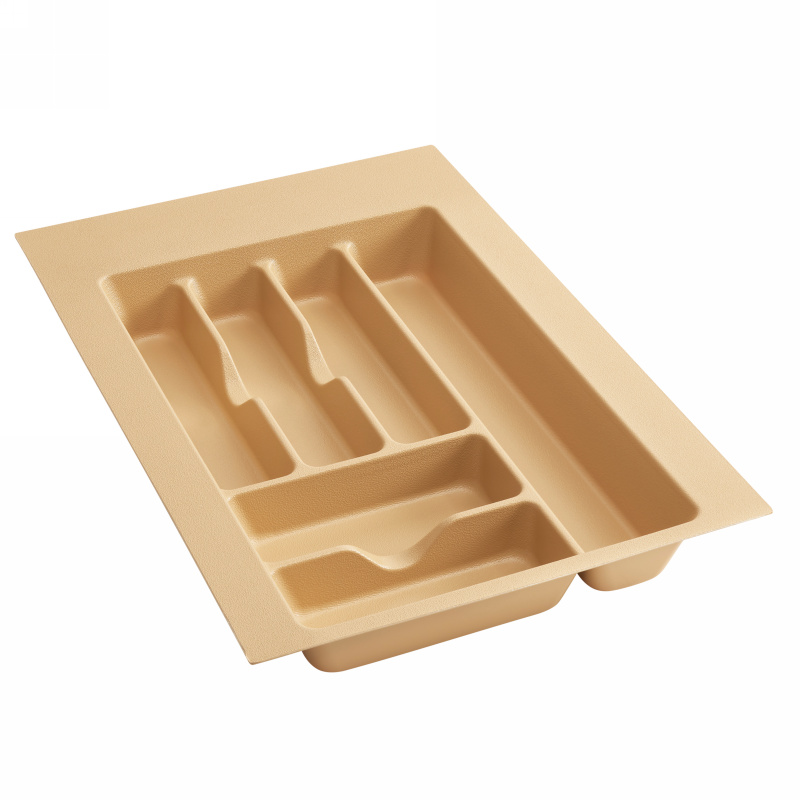 "14-1/4"" Cutlery Drawer Insert, Plastic, Almond, Rev-a-shelf  CT-2A-20 :: Image 10"