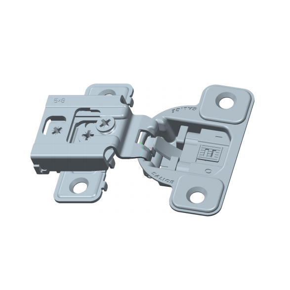 """Salice CUP35D9R 106° Soft-Closing Hinge, 5/8"""" Overlay, 3 Cam, Screw-On :: Image 10"""
