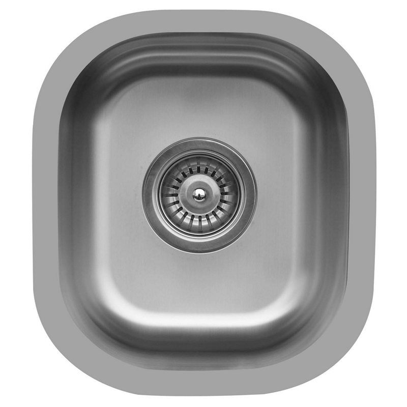"Karran E310, Edge 13"" x 15"" Undermount Bar/ Prep Sink Single Bowl :: Image 10"