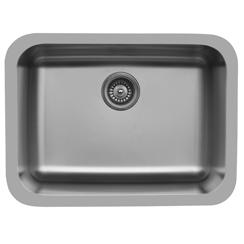 "Karran E320, Edge 24-1/2"" x 18-1/4"" Undermount Kitchen Sink, Single Bowl :: Image 10"