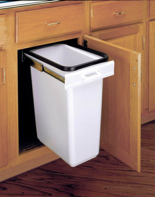 Rev A Shelf E Z 300 52 30 Qt Pullout Waste Container