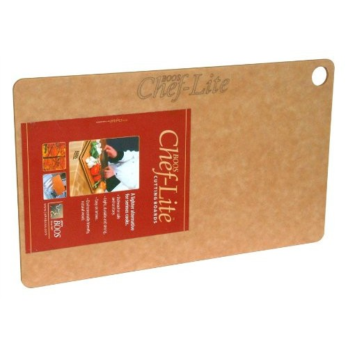 John Boos 1710-E25 17 L Cutting Board, Chef-Lite Essential Series, Reversible- Natural Wood, 17 L x 10 W x 1/4 Thick :: Image 20