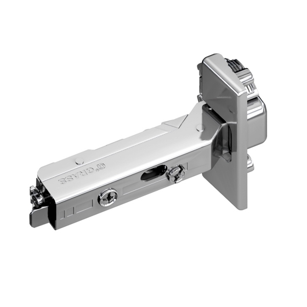 Grass F034139399228 120 Degree Tiomos Self-close Hinge, Full Overlay, Toolless :: Image 10