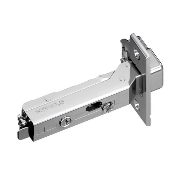 Grass F045138485228 120 Degree Tiomos Self-close Hinge, Full Overlay, Screw-on :: Image 10