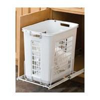 Rev-A-Shelf HPB-03323-52, 54 Qt. Replacement Hamper Basket, HPRV1520 Series, White :: Image 10