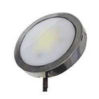 Tresco 3W Pockit 3W LED Puck Light, Warm White, Black, L-POC-3LEDSFR-WBL-1 :: Image 10