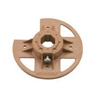 Rev-A-Shelf 6950-07P-52, Polymer Shelf Support, Pie Cut Hardware Component for Wood Shelves :: Image 10