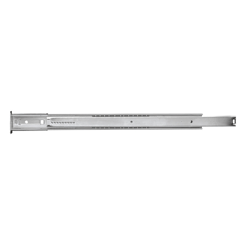 "16"" Center Mount 35 lb Ball Bearing Slide, 3/4 Extension, Cadmium, Belwith P1029/16-2C :: Image 10"